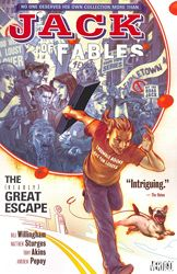 [Jack Of Fables: Volume 1: The (Nearly) Great Escape (Product Image)]