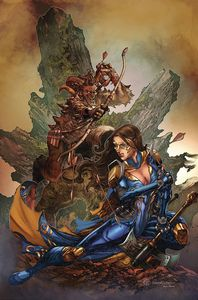 [Belle: Oath Of Thorns #1 (Cover B Tolibao) (Product Image)]