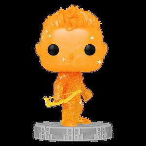 [Marvel: The Infinity Saga: Pop! Vinyl Figure: Hawkeye: Artist Series (Orange) (Product Image)]