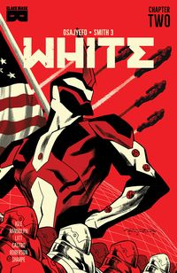 [The cover for White #2]
