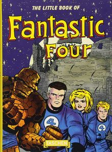 [The Little Book Of Fantastic Four (Product Image)]