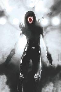 [Nocterra #1 (Cover J Jock Black & White Variant) (Product Image)]