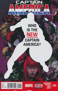 [Captain America #25 (Product Image)]
