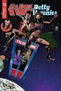 [Red Sonja & Vampirella Meet Betty & Veronica #12 (Cover E Staggs) (Product Image)]