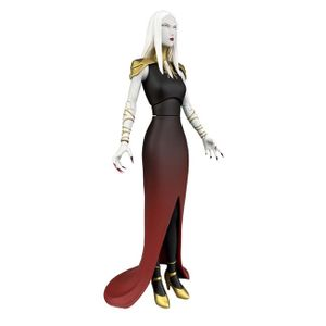 [Castlevania: Series 2: Action Figure: Camilla (Product Image)]