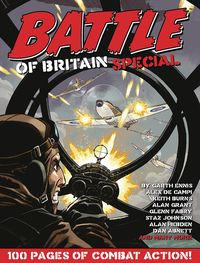 [The cover for Battle Of Britain: 2020 Special]