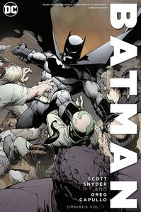 [Batman: By Snyder & Capullo: Omnibus: Volume 1 (Hardcover) (Product Image)]