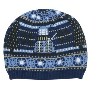 [Doctor Who: Beanie: Christmas (Product Image)]