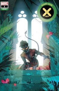 [Giant Size X-Men: Nightcrawler #1 (Caldwell Variant) (Product Image)]