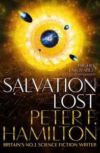 [The Salvation Sequence: Book 2: Salvation Lost (Signed Edition Hardcover) (Product Image)]
