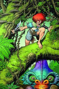 [Bermuda #1 (Cover D Art Adams Virgin Variant) (Product Image)]