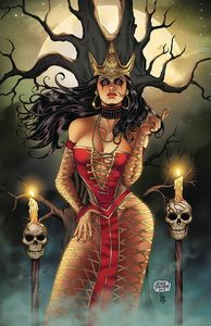 [Grimm Fairy Tales: Tarot #6 (Cover C Salonga) (Product Image)]