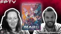 [FPTV: Duncan Jones & Alex De Campi Present Madi: Once Upon A Time In The Future (Product Image)]