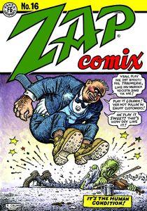 [Zap Comix #16 (Product Image)]
