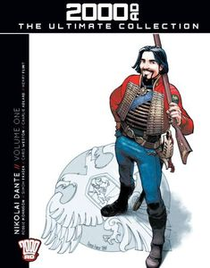 [2000AD: The Ultimate Collection: Issue 8: Nikolai Dante: Volume 1 (Product Image)]