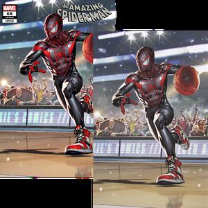 [Amazing Spider-Man #68 (Kael Ngu Variant Set) (Product Image)]