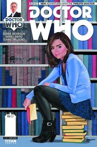 [Doctor Who: 12th #15 (Myers Variant Cover) (Product Image)]