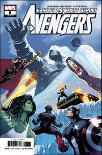 [The cover for Avengers #8]