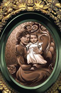 [Van Helsing Vs Draculas Daughter #3 (Cover D Otero) (Product Image)]