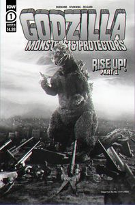 [Godzilla: Monsters & Protectors #1 (Cover B Photo Cover) (Product Image)]