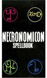 [The Necronomicon Spellbook (Product Image)]