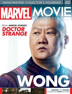 [Marvel Movie Collection #63: Wong (Product Image)]