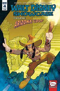 [Walt Disney Showcase #4 (Goofy Cover B Mastantuono) (Product Image)]