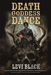 [Death Goddess Dance (Hardcover) (Product Image)]