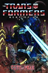 [Transformers: Best Of UK: City Of Fear (Product Image)]
