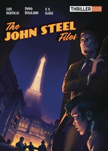 [The John Steel Files (Oneshot) (Product Image)]