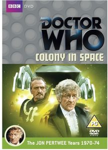 [Doctor Who: Colony In Space (Product Image)]
