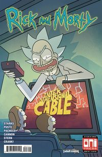 [The cover for Rick & Morty #47 (Cover A)]