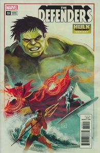 [Defenders #10 (Hulk Variant) (Legacy) (Product Image)]