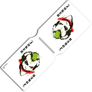 [Batman: Arkham City: Travel Pass Holder: Joker Card (Product Image)]