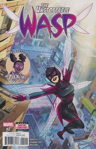 [Unstoppable Wasp #2 (Product Image)]