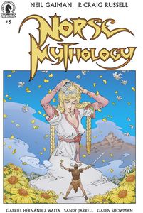 [Norse Mythology II #6 (Cover A Russell) (Product Image)]