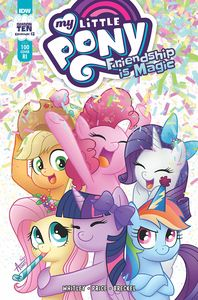 [My Little Pony: Friendship Is Magic #100 (Cover C Garbow Variant) (Product Image)]