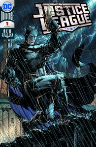 [Justice League #1 (Silver Foil Convention Variant) (Product Image)]