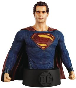 [DC: Batman Universe Bust Collection #15: Man Of Steel Movie Superman (Product Image)]