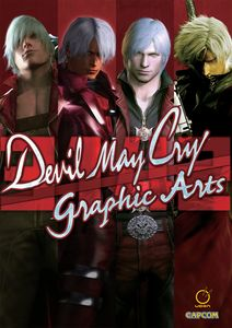 [Devil May Cry 3142 Graphic Arts (Hardcover) (Product Image)]