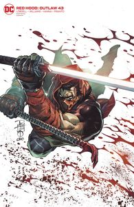 [Red Hood: Outlaw #43 (Philip Tan Variant Edition) (Product Image)]