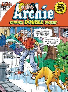 [Archie Comics: Double Digest #281 (Product Image)]