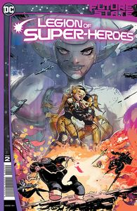 [Future State: Legion Of Super Heroes #2 (Cover A Riley Rossmo) (Product Image)]