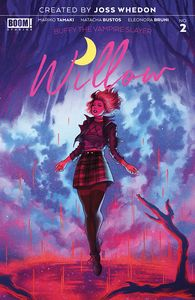 [Buffy The Vampire Slayer Willow #2 (Cover A Bartel) (Product Image)]