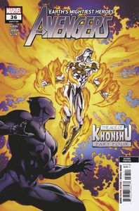 [Avengers #36 (2nd Printing) (Product Image)]