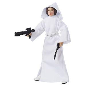 [Star Wars: Black Series: 40th Anniversary Action Figure: Princess Leia (Product Image)]
