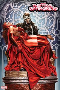 [X-Men: Trial Of Magneto #1 (Brooks Variant) (Product Image)]