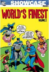 [Showcase Presents: Worlds Finest: Volume 2 (Titan Edition) (Product Image)]