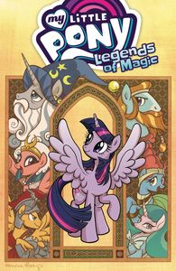 [My Little Pony: Legends Of Magic: Volume 1 (Product Image)]