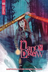 [Nancy Drew #3 (Cover A Lotay) (Product Image)]
